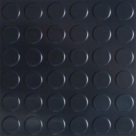 Rubber Garage Flooring Home Depot by G Floor 8 Ft X 22 Ft Coin Commercial Grade Midnight