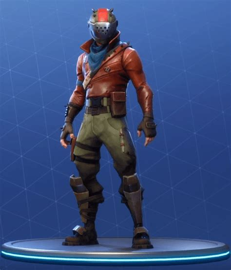 rust lord fortnite outfit skin    unlock