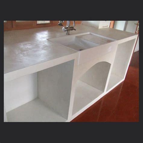 beton ciré pour plan de travail cuisine beton pour plan de travail cuisine salle de bains ralise