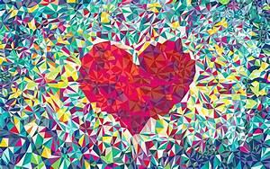 Free, Heart, Wallpaper, Hd