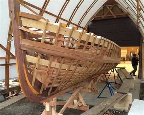 hanson forest service boat  built   school