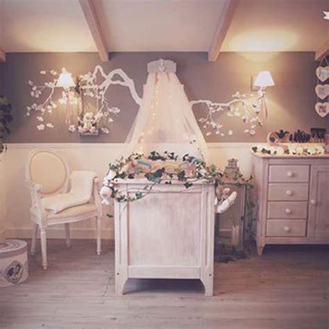 chambre d h e romantique décoration chambre bébé romantique