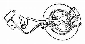 Chrysler Sebring Brake Hydraulic Hose  Left  Disc  Repair