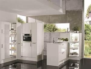 Kleine Moderne Küche : ob gro oder klein eine gute planung macht die neue k che professionell und komfortabel amk ~ Indierocktalk.com Haus und Dekorationen