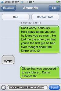 The Best Of Damn You Autocorrect (15 pics)