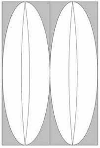pin by muse printables on printable patterns at With making a surfboard template
