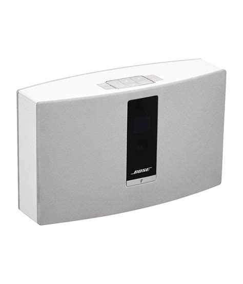 bose soundtouch bluetooth bose soundtouch 20 series iii wireless system white