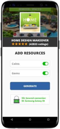 home design makeover mod apk unlimited coins gems