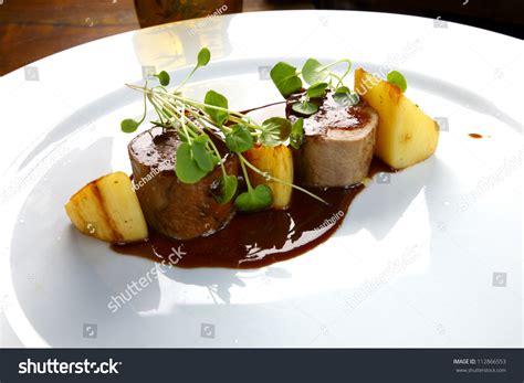 haut cuisine haute cuisine stock photo 112866553
