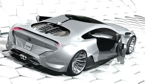 Car Design Concepts : Bmw Z5 Concept, Turkish Design Study