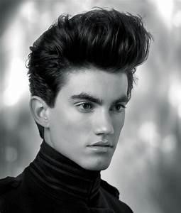 Style Rockabilly Homme : coupe de cheveux banane rock homme ~ Dode.kayakingforconservation.com Idées de Décoration