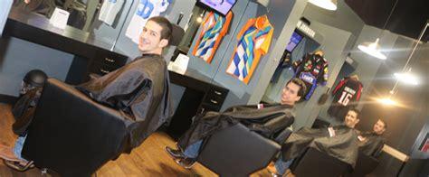 Locker Room Haircuts