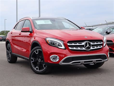 However, the gla 35 is differentiated by a host of specific amg features. New 2019 Mercedes-Benz GLA GLA 250 SUV in San Antonio #016310 | Mercedes-Benz of San Antonio
