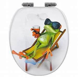 3d Wc Sitz Mit Absenkautomatik : poseidon wc sitz froggy 3d mit absenkautomatik mdf wei gr n braun bauhaus ~ Bigdaddyawards.com Haus und Dekorationen
