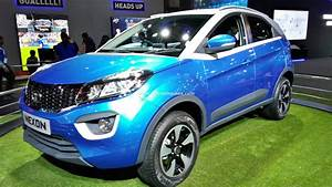 Auto Expo : first live shots of the production version tata nexon from 2016 auto expo ~ Gottalentnigeria.com Avis de Voitures