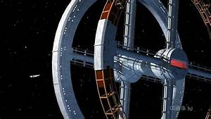 2001:a space odyssey;CG station-5 (HD version) - YouTube