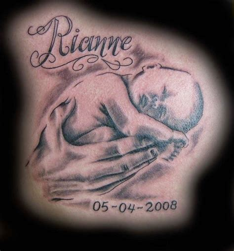 Baby Angel Tattoos 2015