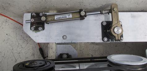 Hydraulic Boat Steering Upgrade by Marine Hydraulic Steering Systems Seaboard Marine