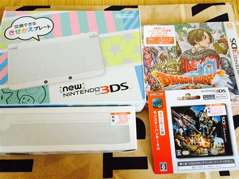Japanese Nintendo 3ds Import Thread  Brand New 3d, Same