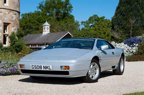 how things work cars 1989 lotus esprit parental controls lotus esprit the national motor museum trust