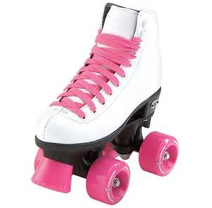 RW Wave Roller Skates Junior Girls White