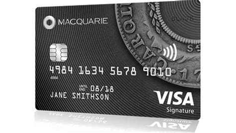 Check spelling or type a new query. Macquarie Black Card (Visa Signature) - Frequent Flyer Credit Card Review