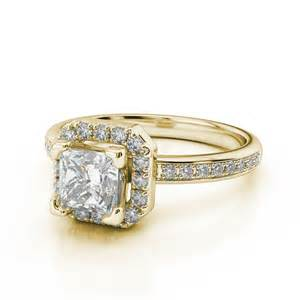 yellow engagement ring yellow gold princess cut wedding rings beautiful and precious ipunya