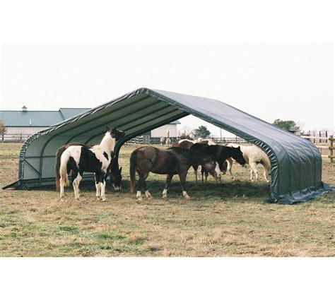 shelterlogic run in sheds shelterlogic run in shed weidezelt weideunterstand 49 6m 178