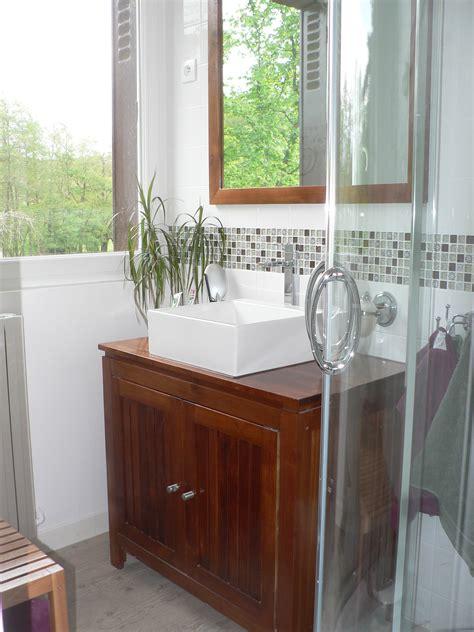 chambre minuscule salle de bain chambre parentale