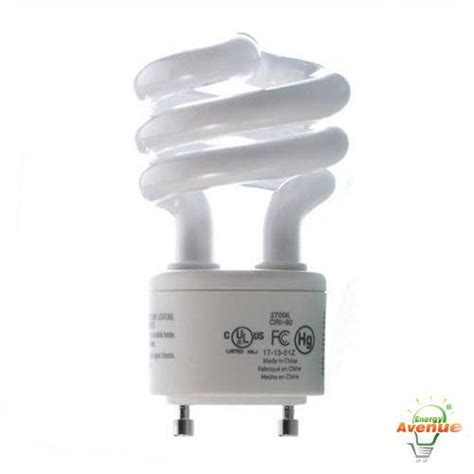 feit esl13t gu24 compact fluorescent light bulb 13 watt