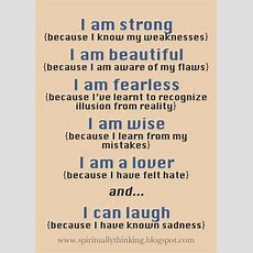 I Am Fearless Quotes Quotesgram