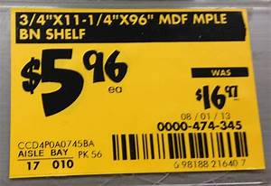 home depot prices 28 images deck new released 2017 With kitchen cabinets lowes with price label stickers