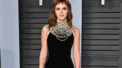 Emma Watson Cool Reagiert Sie Auf Ihren Tattoo Fauxpas