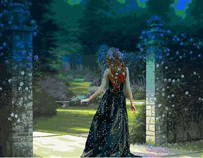 Alone Wallpapers Glitter Graphics Astral Princess