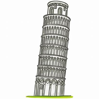 Tower Pisa Clipart Transparent Near Pluspng Italy