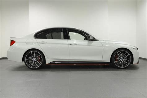 Fully Kittedout Bmw 335i M Performance From Abu Dhabi
