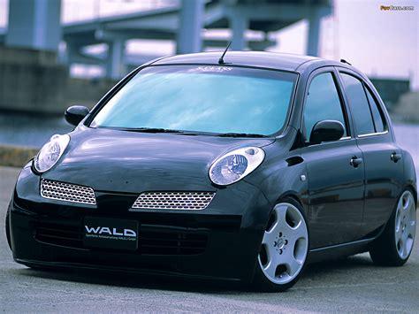Images of WALD Nissan March 5-door (K12) 2003–05 (1280x960)