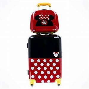 Your WDW Store - Disney Rolling Luggage - Stacked 2 Piece