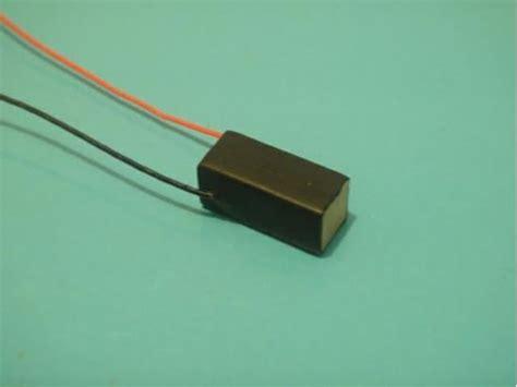 Stack Piezo Actuator 5x5x10mm 10um Displacement