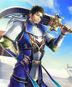 Xiahou Dun - Dynasty Warriors | Dynasty/Samurai/Warriors ...