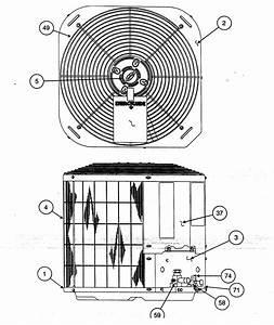 Carrier Model 38ycc018 Series300 Air Heat Pump