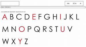 Les Voyelles Alphabet Francais Best Of Alphabet