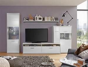 Tv Wand Weiß Hochglanz : wohnwand travis 26 wei hochglanz 4 teilig medienwand tv m bel tv wand wohnbereiche wohnzimmer ~ Indierocktalk.com Haus und Dekorationen