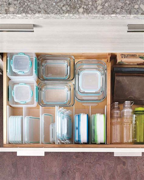 Kitchen Drawer Containers by Martha Stewart Collection Of Products Storage And