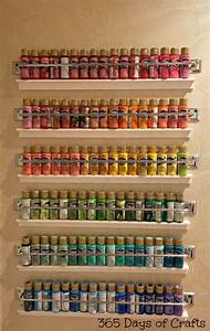Best 25 paint storage ideas on pinterest acrylic paint for What kind of paint to use on kitchen cabinets for make my own wall art