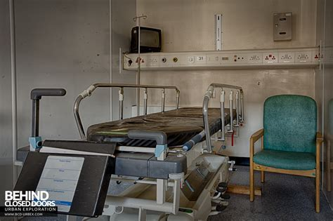 Abandoned Selly Oak Hospital, UK » Urbex   Behind Closed