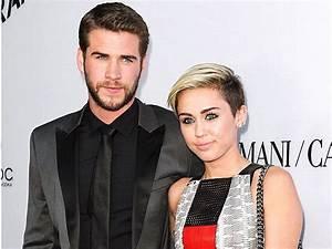 Miley Cyrus, Liam Hemsworth End Engagement: Clues of Split ...