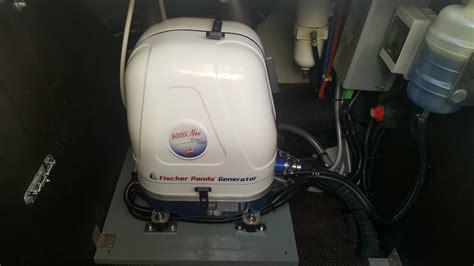 marine ac variable speed generators  fischer panda uk