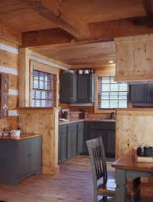 rustic colorado cottage photos by hearthstone log homes