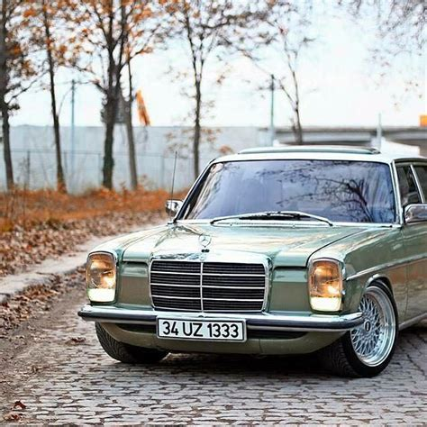 586 best mercedes w114 coupe on mercedes w114 cars and autos